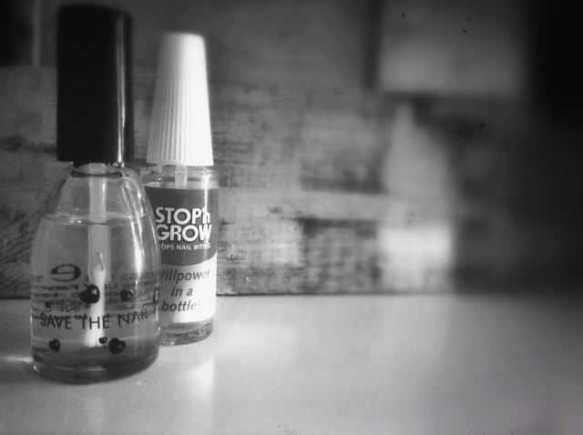 Stop and grow & Save the Nail - the perfect duo!